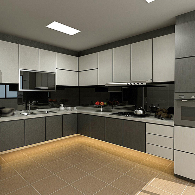 China Country Style High Quality Kitchen Cabinet Vinyl Wrap Photos Pictures Made In China Com