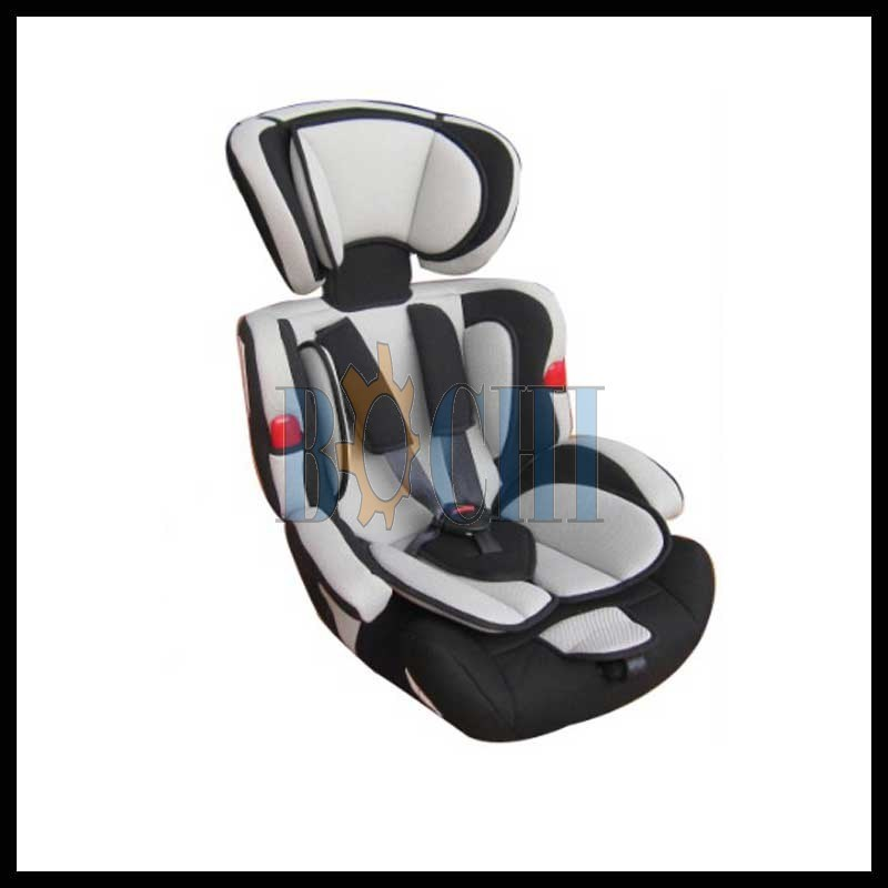 HDPE Fabric Baby Car Seats For 9 30kg With Extra Seat Cushion