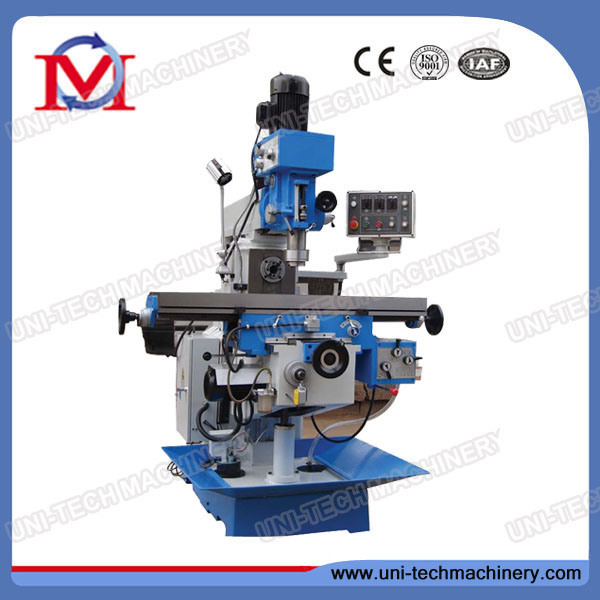 Conventical Vertical Head Milling Drilling Machine (ZX6350ZA) pictures & photos