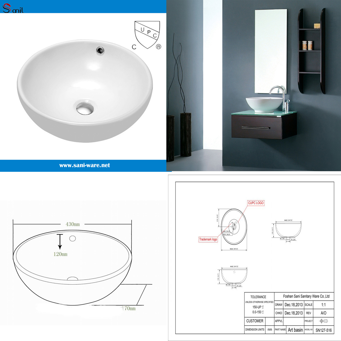 China Wholesale American Standard Bathroom Washing Above Counter ...