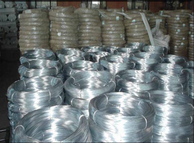 China 20gauge Galvanized Soft Iron Wire/Binding Wire to Middle East ...