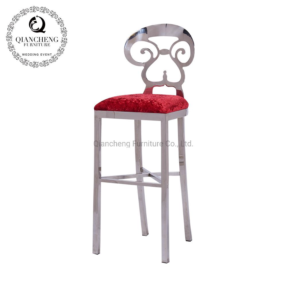 China Modern Reclining Bar Chair Stool