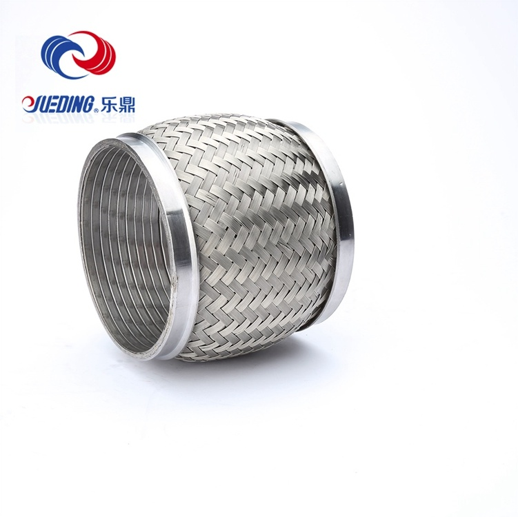 Auto Stainless Flexible Exhaust Pipe with Aluminum Steel Manufacturer