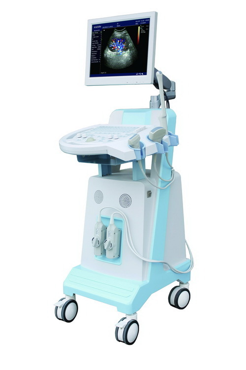 Dcu5 Full Digital Color Doppler Ultrasound Scanner