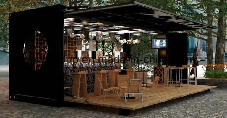 china low cost flat pack modular container house for. Black Bedroom Furniture Sets. Home Design Ideas