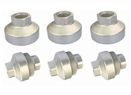 Equipment Aluminium CNC Milling Parts