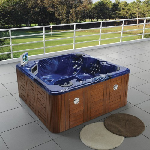 Upgraded 5 Person 2 Lounge Home Jacuzzi Outdoor SPA
