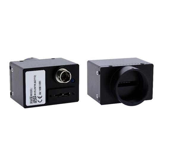 China Jelly4 Series USB 3 0 4K Line Scan Industria Camera Mu3l2K7c