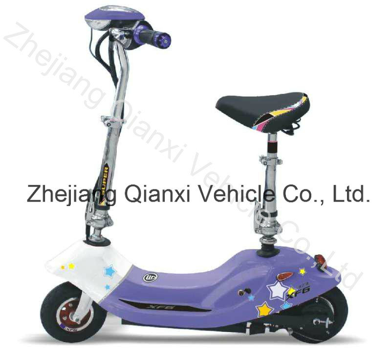 Two Wheel Foldable Lightweight Min Electric Scooters for Adult (QX-1005) pictures & photos