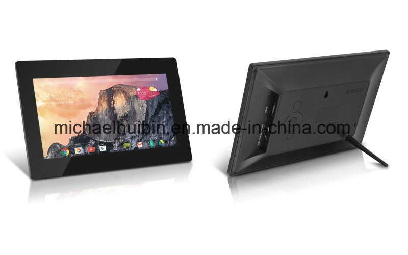 China 10inch LCD Touch Screen Android WiFi Digital Photo Frame ...