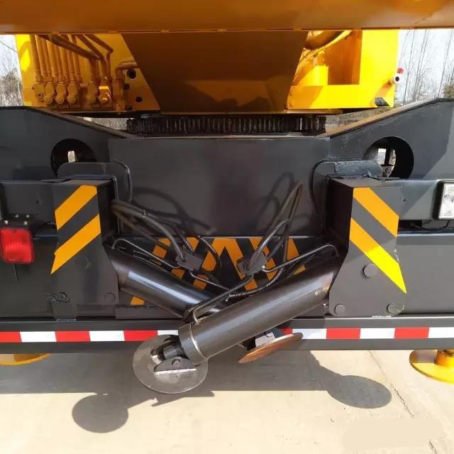 Double  Custom Solutions Available Acting Hydraulic Cylinder for Road Scrapers