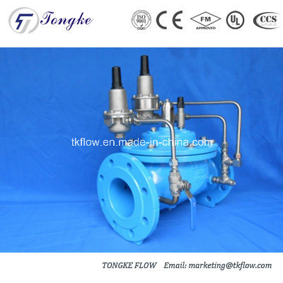 China hydraulically operated pilot controlled diaphragm valve of hydraulically operated pilot controlled diaphragm valve of flow control valve ccuart Gallery