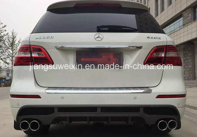 High Quality  Ml Class 2012-2015 Brabus Bumper Front Lip pictures & photos