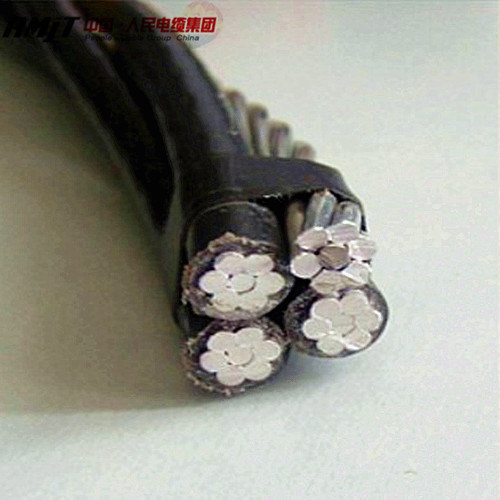 Aluminium Conductor XLPE/PE Insulated ABC Cable pictures & photos