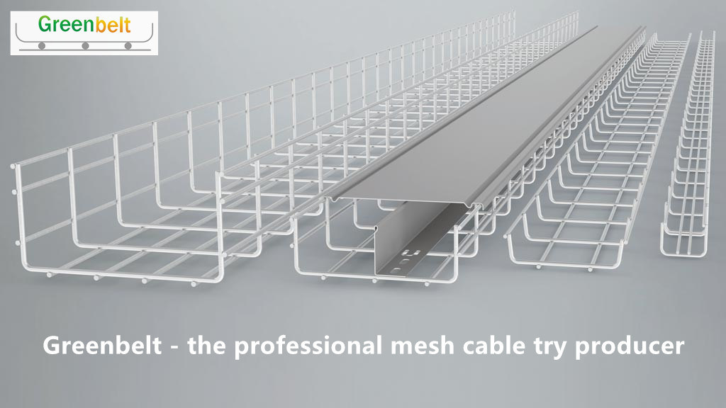 China Wire Mesh Cable Tray - China Mesh Cable Tray, Wire Basket