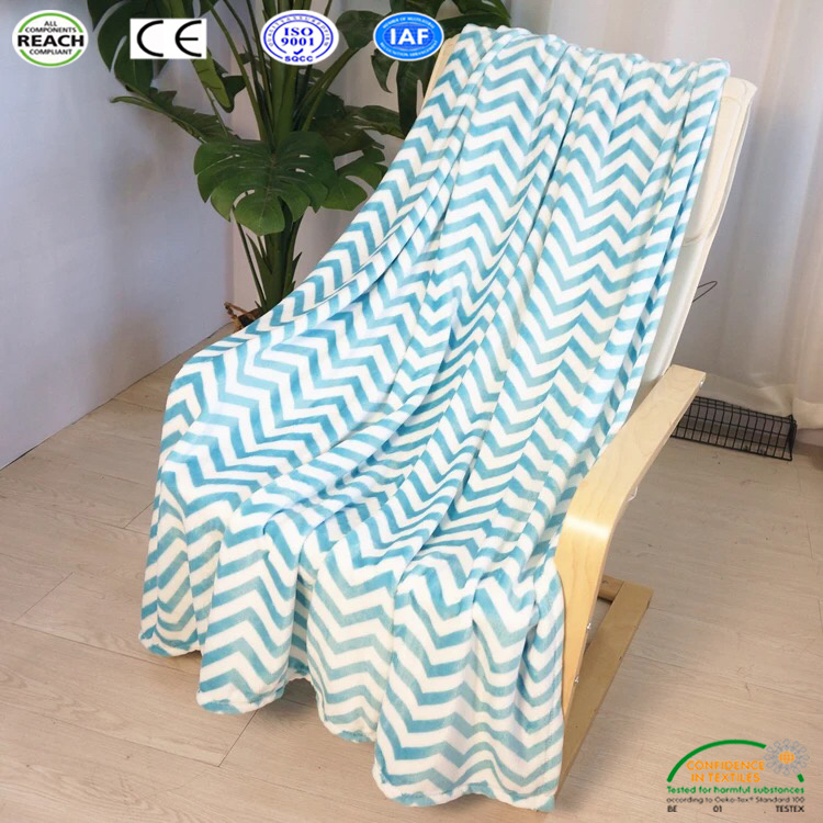 Light Fleece Blankets And Throws Fabric
