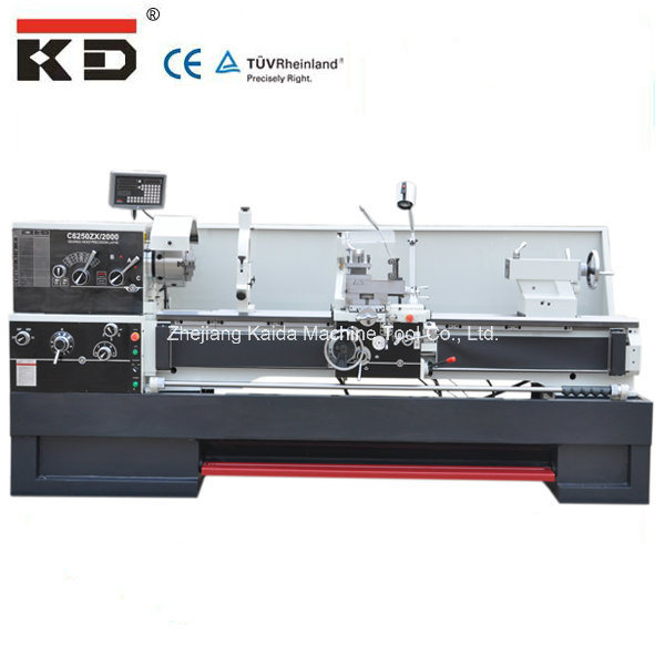 Harden Guide Gap Bed Manual Metal Lathe   (GH-1880ZX)