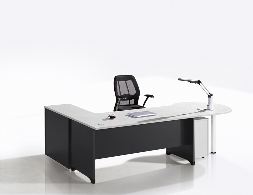 Hot Item Economic Oval Office Manager Table Executive Desk