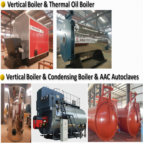 600, 000 to 6, 000, 000kcal/Hr Coal Fired Hot Oil Thermal Oil Boiler pictures & photos