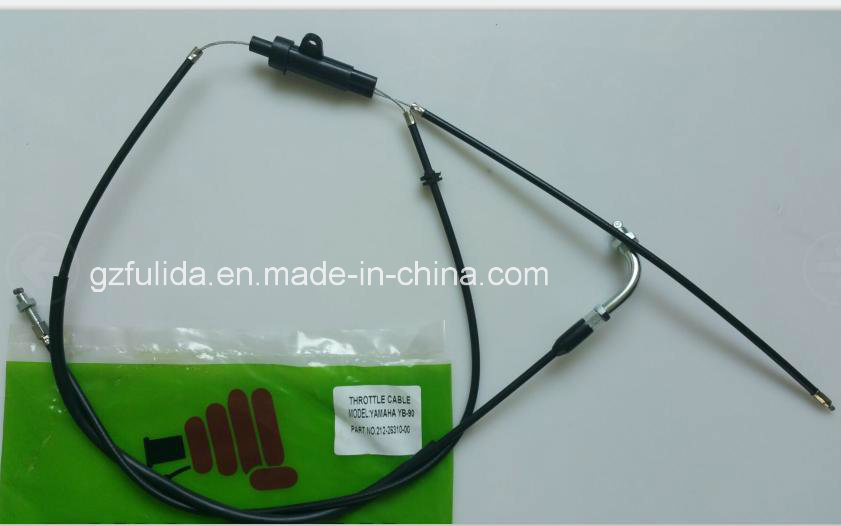 China YAMAHA Yb-90 Throttle Cable 212-26310-00 - China Motorcycle ...
