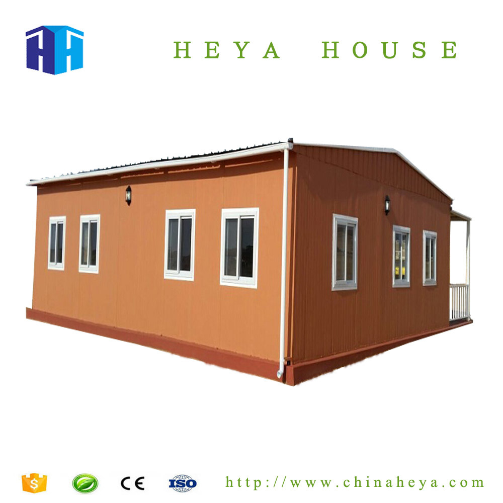 China low cost modern prefabricated steel frame house philippines china steel structure house modular house
