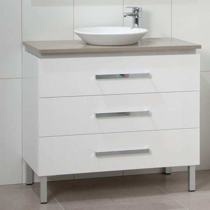 Factory Whole White Bathroom Vanity