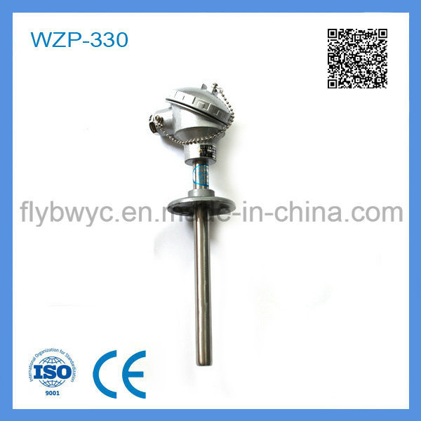 Wzp-330 Adjustable Flange PT100 Resistance Temperature Detector