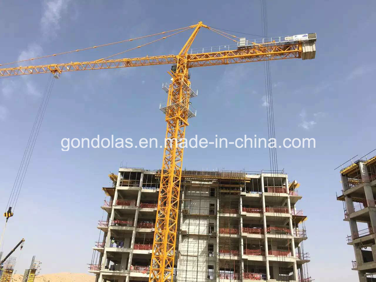 Tower Crane (TC5610) pictures & photos
