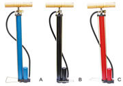 Best Selling Colorful Good Quality Bicycle Pump pictures & photos