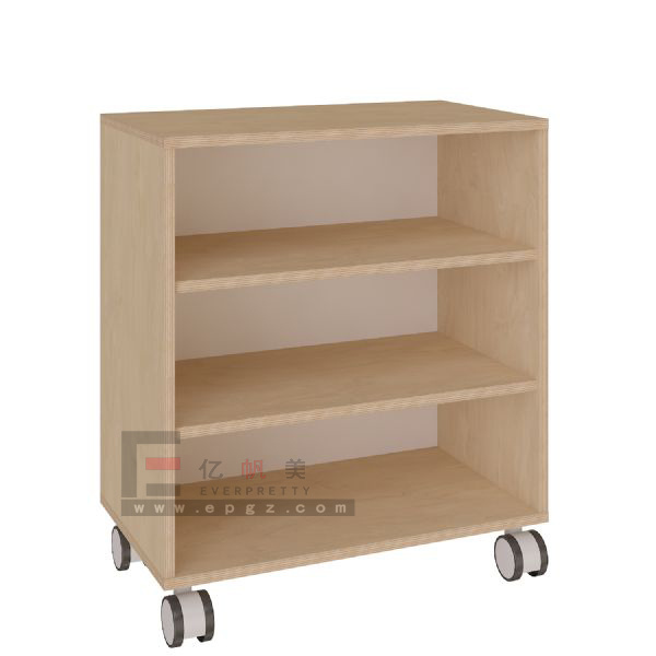 China Kids Storage Furniture Cabinet With Wood Back, Natural Wood Tone For  School Cubby Unit   China Steel Cabinet, Steel Storage Cabinet