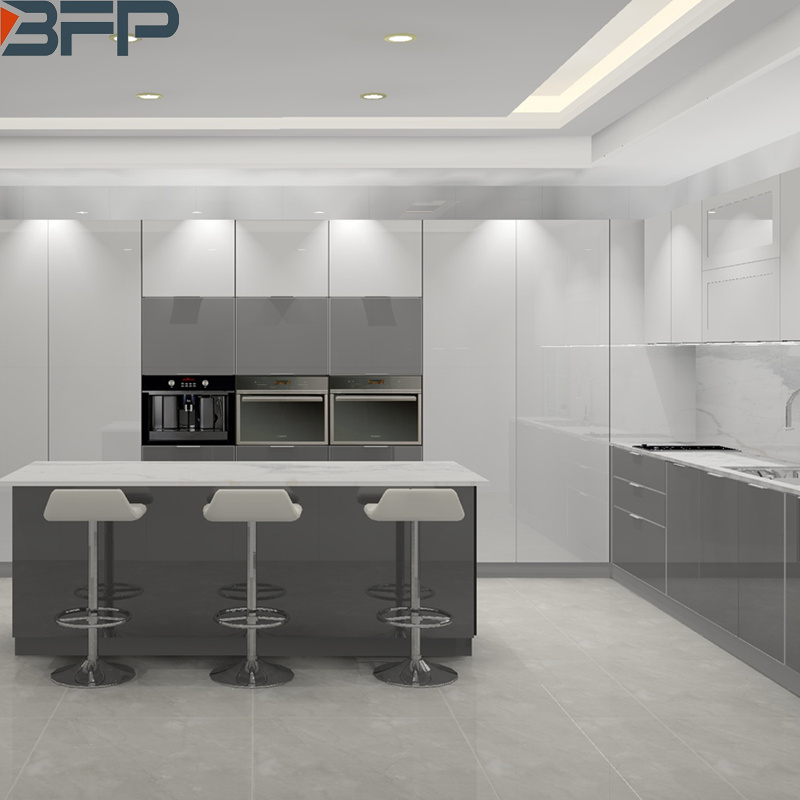 Pantry Design Custom Fiberglass Imported Modern Commercial Kitchen Cabinet From China China Furniture Kitchen Cabinets