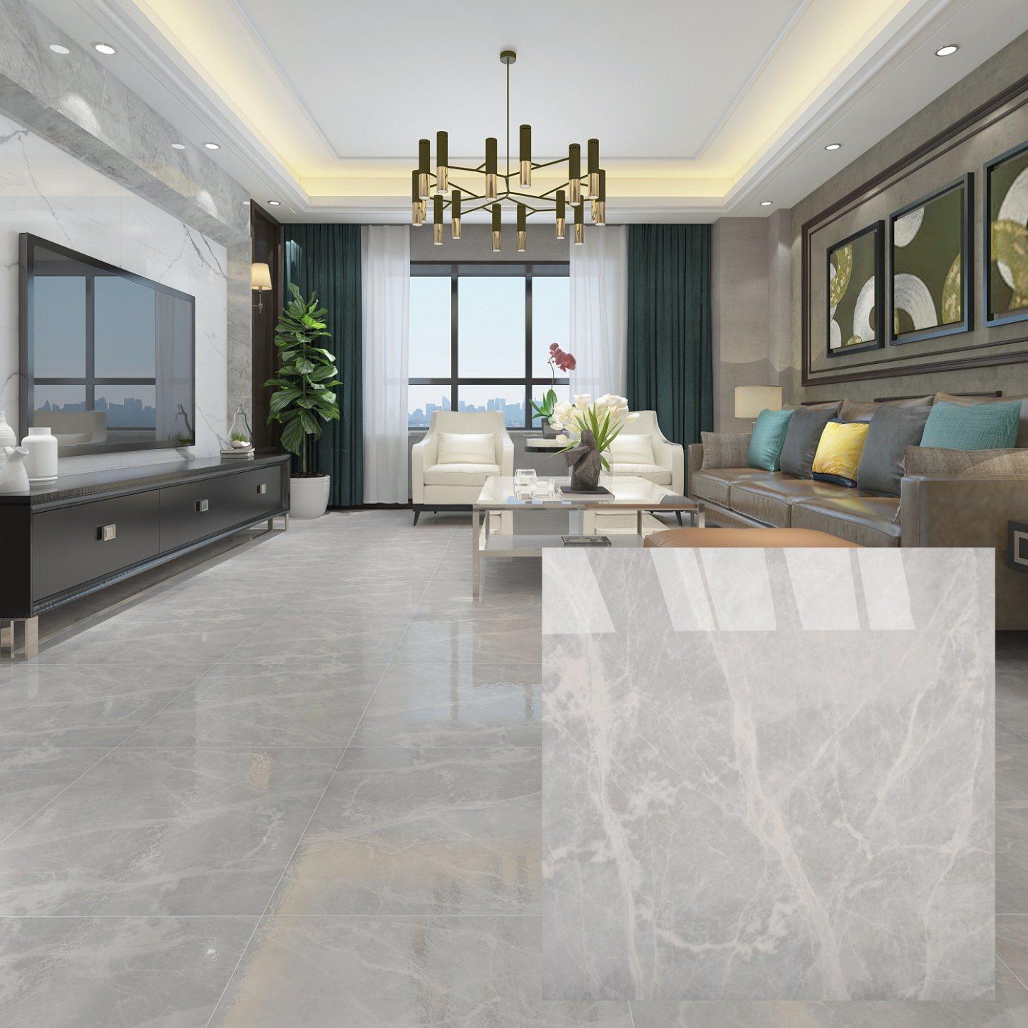 Colors Dark Grey Kitchen Tile Floor