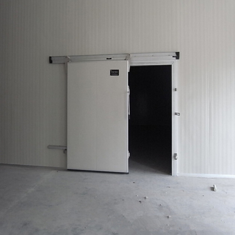 Hot Item Manual Sliding Swing Door For Cold Storage Room