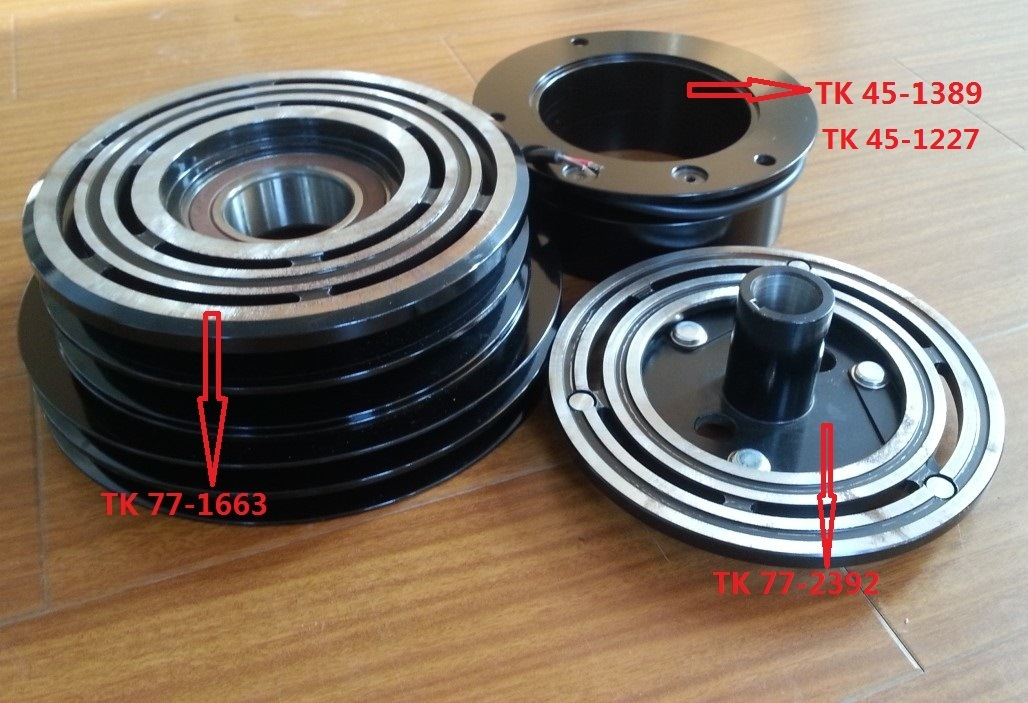 Electromagnetical Clutch 2A 226mm / 2b 197mm 24V 40455105 pictures & photos