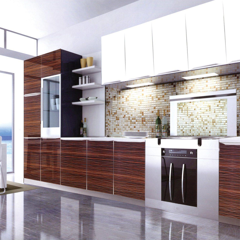 [Hot Item] New Modern Best Price Kitchen Cabinet Design kitchen Cabinets