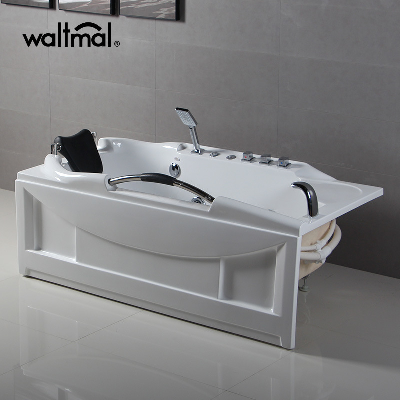 Superbe China Corner Single 1.5p Pump Strong Rectangular Massage Bathtub   China  Massage Bathtub, Whirlpool Bathtub