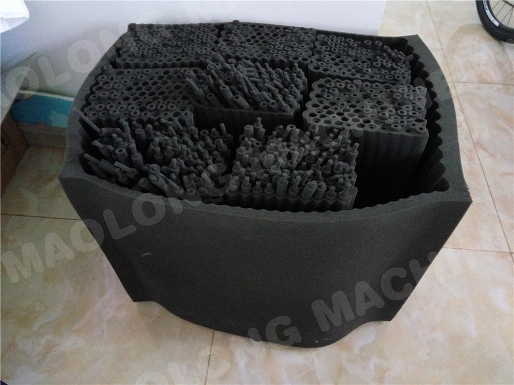 China BMW Brake Wire Protection Sleeve Cutting Machine - China ...