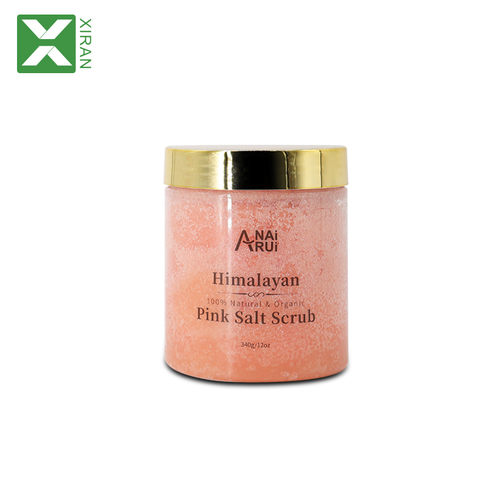 China Natural Matcha Body Scrub Face Scrub Green Tea Deep