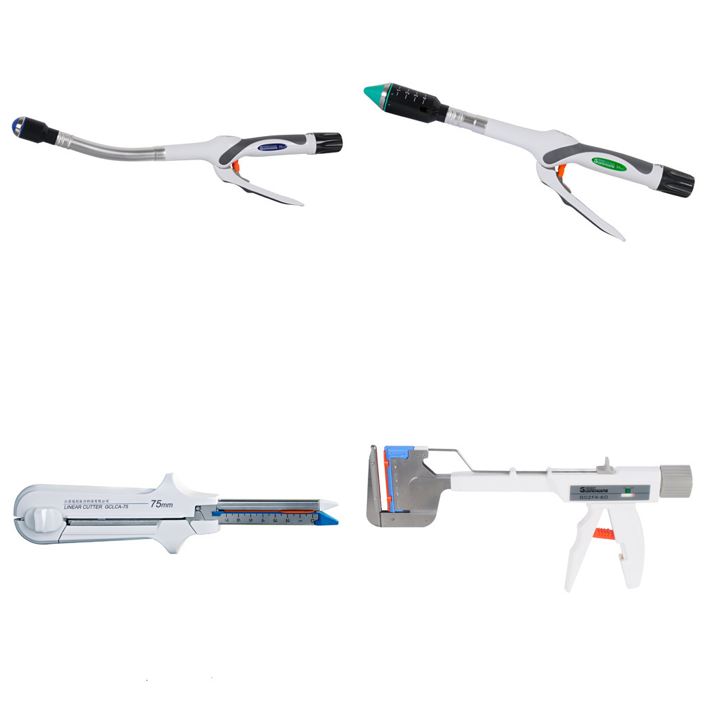 Disposable Endoscopic Stapler