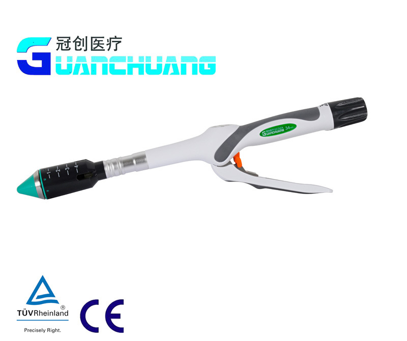 Disposable Hemorrhoids Stapler with Ce Certificate (PPH)