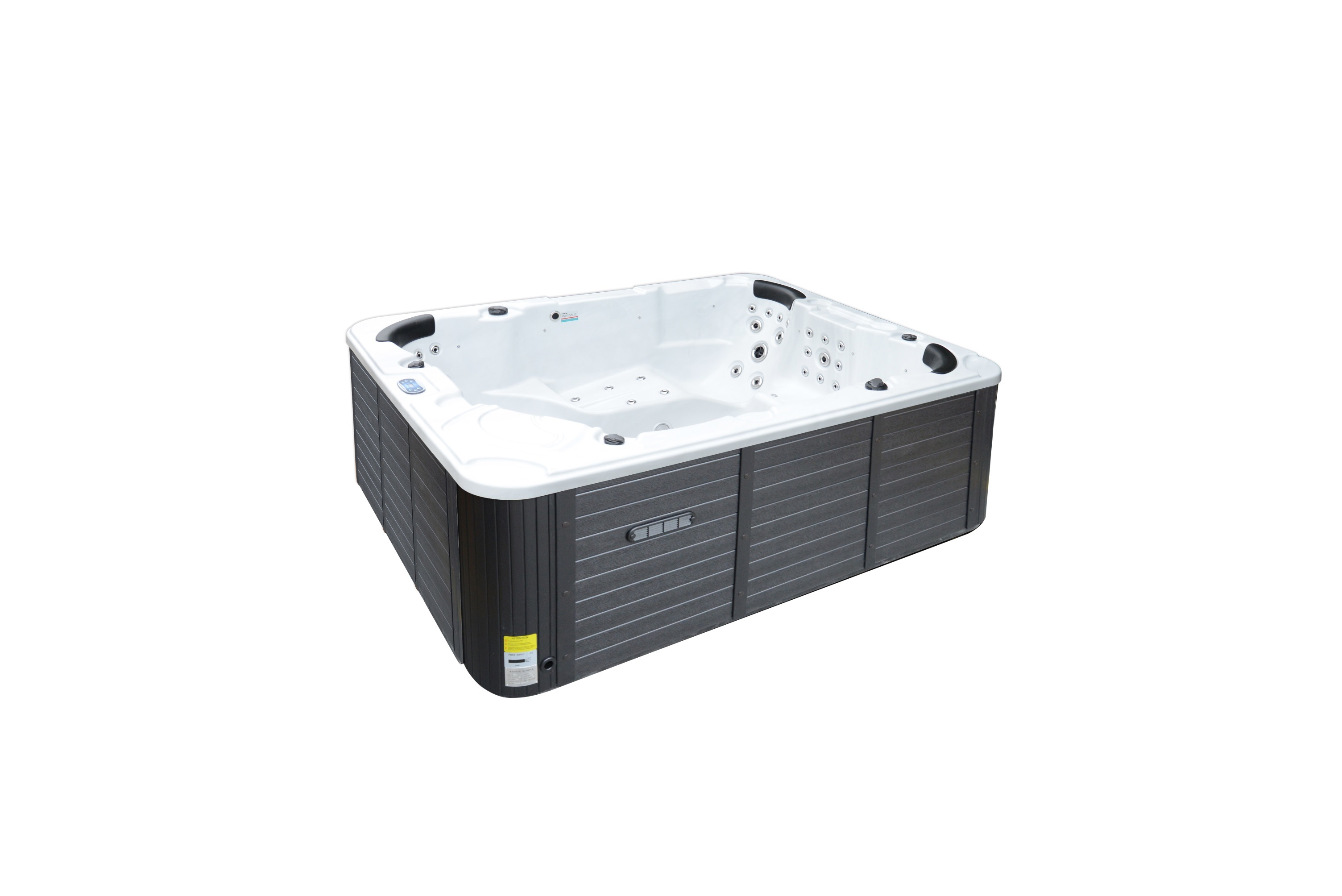 China Corner Drain Location And Acrylic Material 6 Person Deluxe Balboa Outdoor Spa Hot Tub China 7 Person Hot Tub Portable Hot Tub