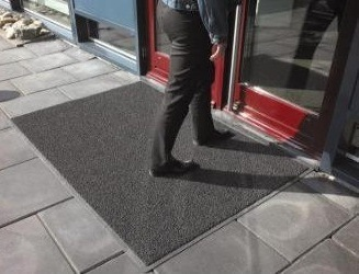 PVC Coil Door Mat/Carpet 1546