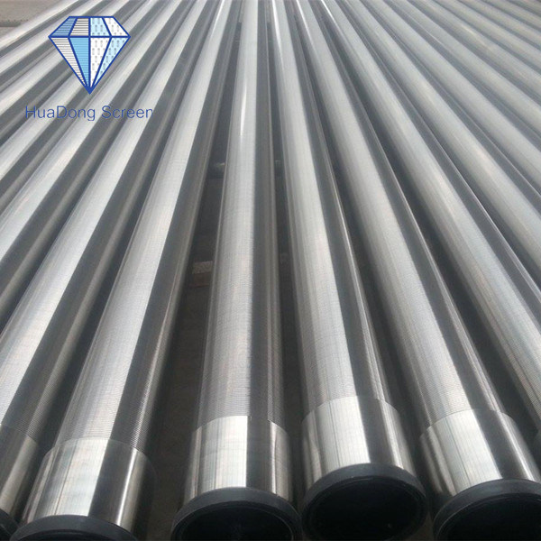 Stainless Steel Food Processing Equipment Filter/Well Drilling Sand Control Screen