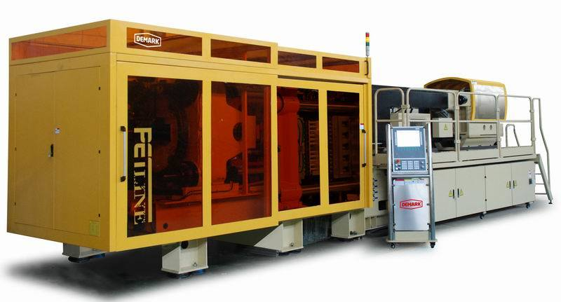 96 Cavities Pet Preform Line with The Cooling Robot (DP380/7500)