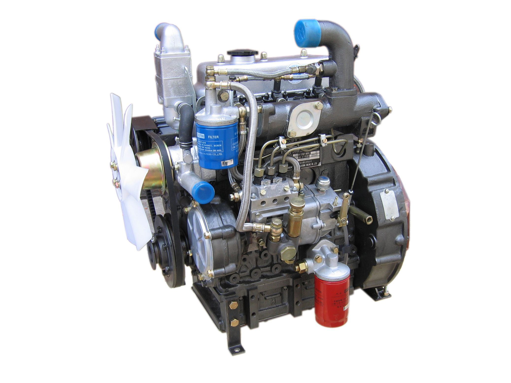 Diesel Engines for Construction Machinery