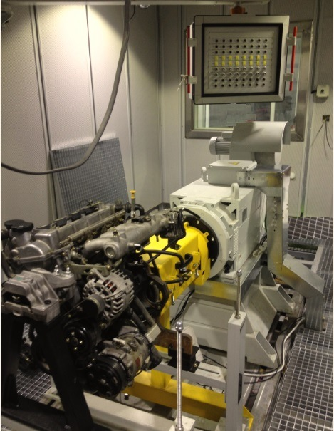 Engine Reliability & Durability Test Bench System pictures & photos