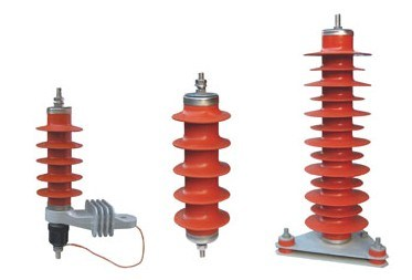 China Lightning Arrester, Surge Arrester 3-132kv, 10ka - China Lightning Arrester, Surge Arrester pictures & photos