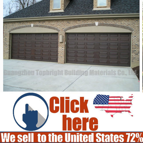 China Contemporary Aluminium Modern Garage Door Price China Garage