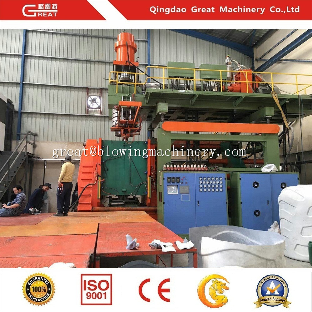 5000L-3 Layers Large Plastic Blow Molding Machine/Blowing Moulding Machiery pictures & photos