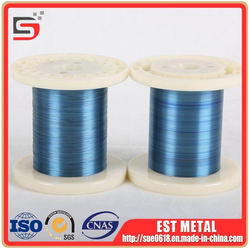 China Shape Memory Superelastic Niti Flat Wire for Jewelry Photos ...